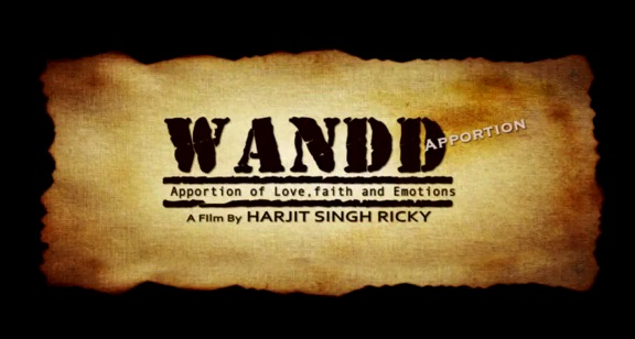 short movie wandd