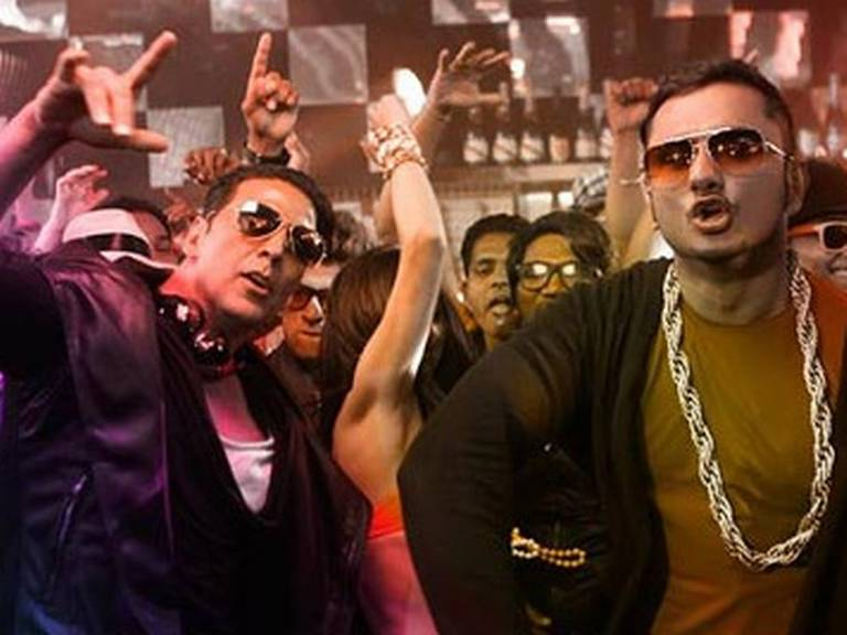 Yo Yo Honey Singh got blamed under promotion of drugs in youth