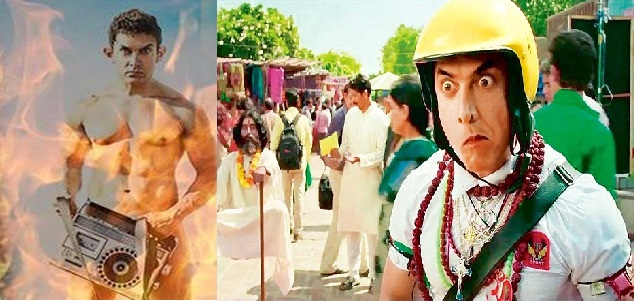 Review on controversial Aamir Khan's movie Pk