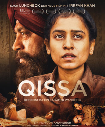 Bollywood actor Irrfan Khan's first Punjabi movie, Qissa