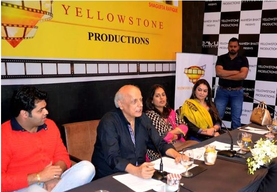 MAHESH BHATT TO ENTER THE PUNJABI FILM INDUSTRY