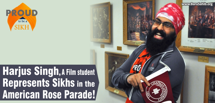 Sikh Film Student's Vision for Sikhs in the Movie Industry