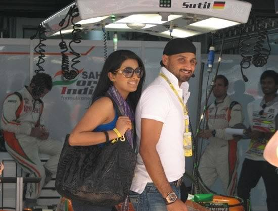 Punjabi Cricketer Harbhajan to Marry Geeta Basra Around Mid-March?