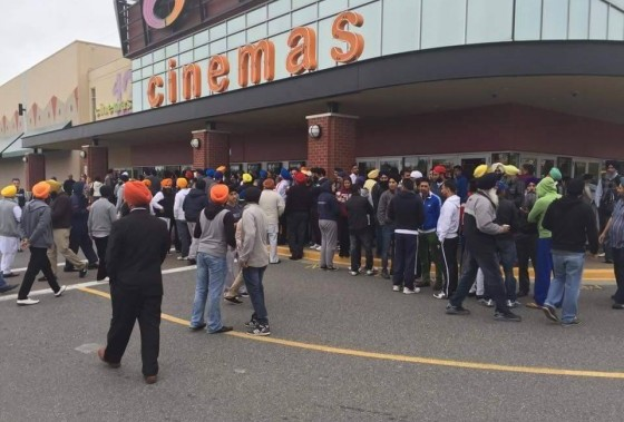After withdrawal controversial Nanak Shah Fakir film still being screened in Surrey