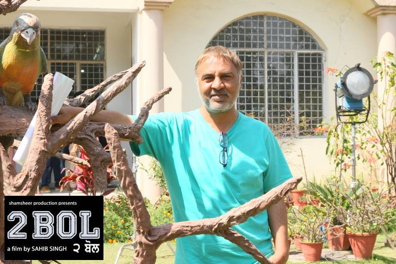 SAHIB SINGH ON THE VERGE OF REJUVENATING THE PUNJABI CINEMA WITH THE RELEASE OF '2 BOL'