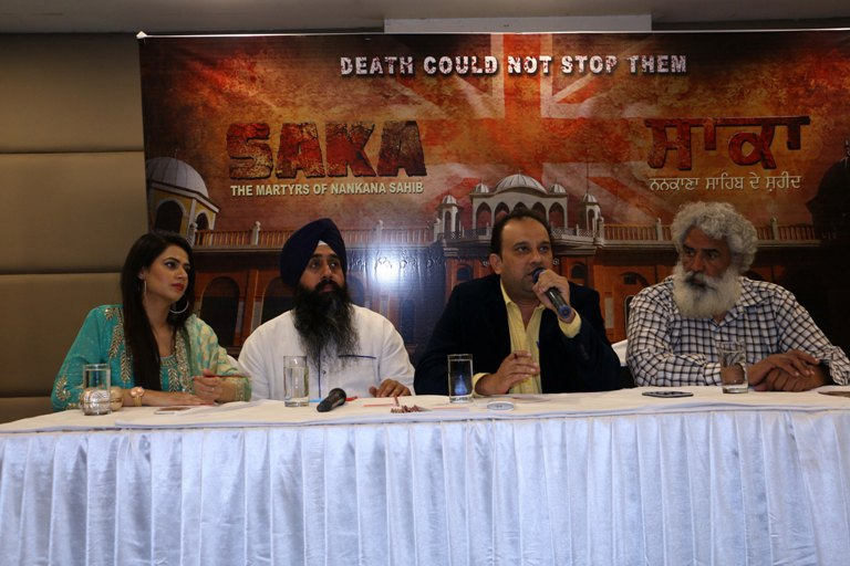 The martyrdom story of Nankana Sahib to be released on April 8